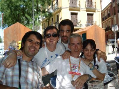 <font size=4>Trofeo San Lorenzo - 27-07-2008 - Crónica 1ª Parte</font>